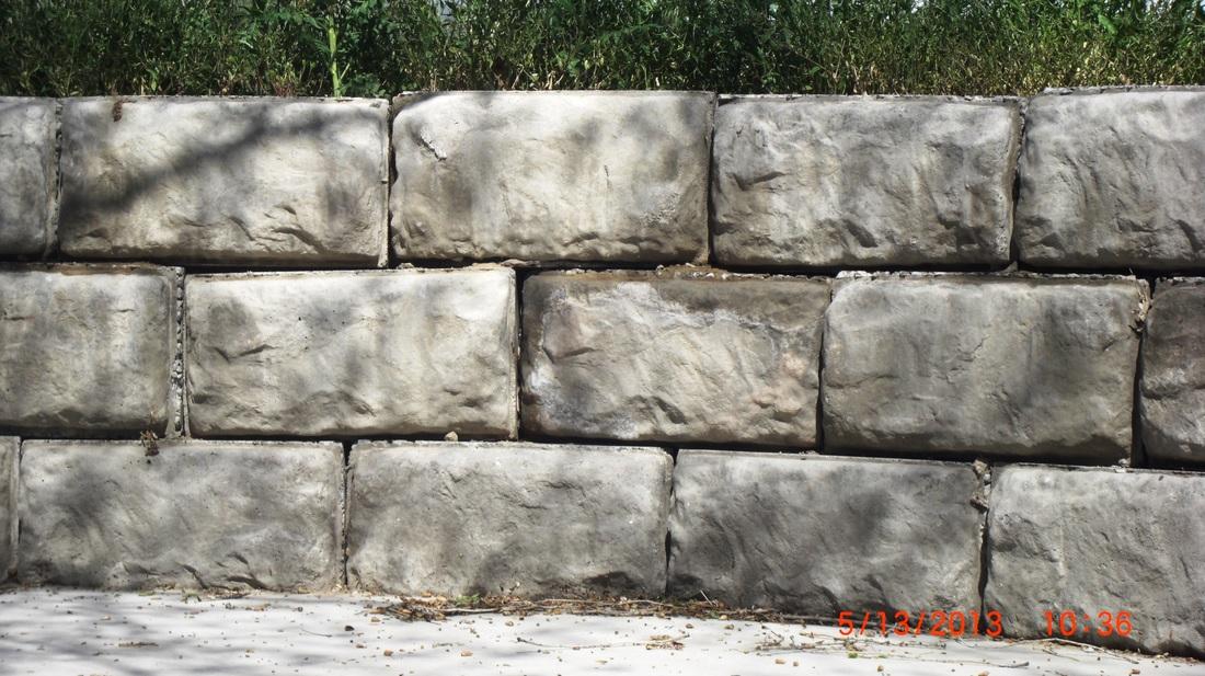 Retaining Walls Silt Tool Rental